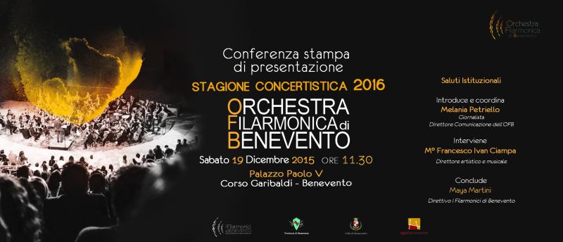 CONFERENZA STAMPA OFB_stagione 2016